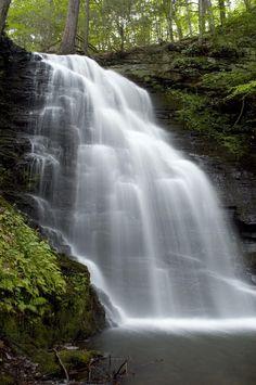 ✮ Bushkill Falls