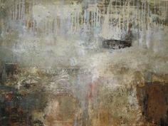 Margret Schubert - Bild 100x80 Mischtechnik www.art-xperimentell.de