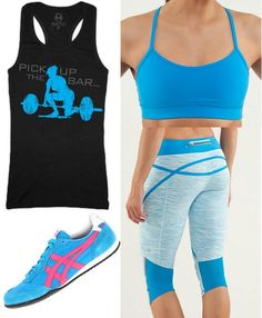 Workout gear - where do i get this stuff??