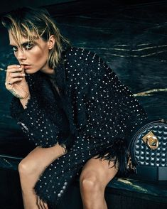 Cara Delevingne, Balmain, Jose Canseco, Olivier Rousteing, Josephine Skriver, Alessandra Ambrosio, Gold Hair, Eyebrow Makeup, Healthy Chicken Recipes