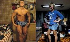 For MTF! For MTF! Transgender News, Mtf Before And After, Male To Female Transformation, After Life, Tgirls, Men And Women, Crossdressers, Cute Boys, Chelsea