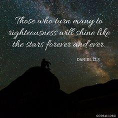 Daniel 12:3 | Bible Verses