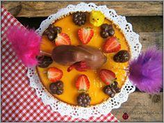 La Cocina de los inventos: Mona de Pascua con Fruta