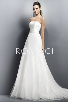 abiti da sposa senza spalline - Google Search