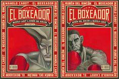 Reseña comic El boxeador Blog libros palabras en en Cadena