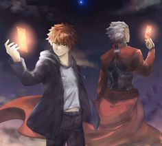 Shirou Emiya / Archer【Fate/Stay Night】