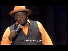 Cedric The Entertainer - On Gays & Being in the Country - YouTube
