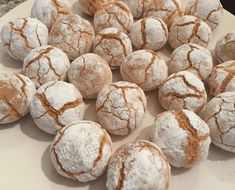 Amandel-kokoskoekjes (Ghriba)
