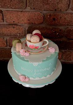 Bakerz Dad: High Tea Cake