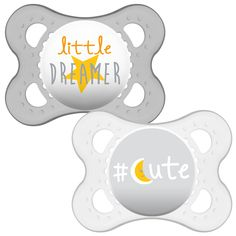 The MAM soother supports babies responsibly through every single day. It's always the perfect fit and it helps babies to relax.   To meet the highest standards, the soothers are developed in close collaboration with designers and orthodontists. MAM designers have designed soothers in differet sizes, ensuring a maximum level of comfort for babies of all ages. Thanks to the smart design, the soother always sits in the mouth perfectly. MAM soothers are anatomically correct to allow healthy j...