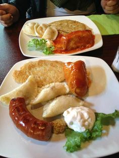 Skinny Tato Polish Restaurant in Victoria DELISH #3 on tripadvisor