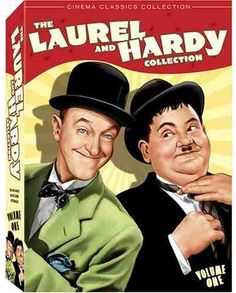 laurel and hardy -