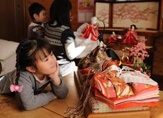 What's Cool  Hina-matsuri : Doll Festival  Wishing Good Health & Happiness for Girls | #Japan | In Japan, families and communities hold Hina-matsuri, or the Doll Festival, on March 3 every year to wish good health and future happiness for girls. Each family sets up a display of hina dolls clothed in colorful kimono and the whole family enjoys eating delicious food. Peach blossoms, which bloom in spring, decorate a set of dolls arranged in tiers.
