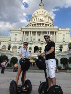 Capital Segway in Washington DC, D.C.