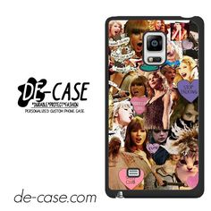 Taylor Swift Blank Space Lyrics DEAL-10530 Samsung Phonecase Cover For Samsung Galaxy Note Edge