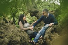 Michelle y Bernardo están esperando su primer bebé y para celebrar su amor nos lanzamos a hacer esta sesión de fotos en Bosque de Tlalpan hace unos días.