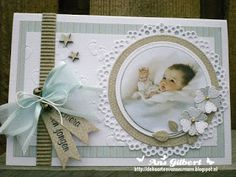 Baptism Cards, 1st Birthday Cards, Baby Barn, Baby Girl Cards, Marianne Design, Pop Up Cards, Scrapbooking, Kids Playing, Mini Albums