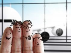 10 Tips to Make Flying With Children Easier on www.twokidsandacoupon.com