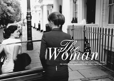 "The Woman featuring Irene Adler, Vogue UK. Entire ""photoshoot"" http://youbringthatsmarthaircut.tumblr.com/post/21403234217/the-woman-featuring-irene-adler-vogue-uk #sherlock"