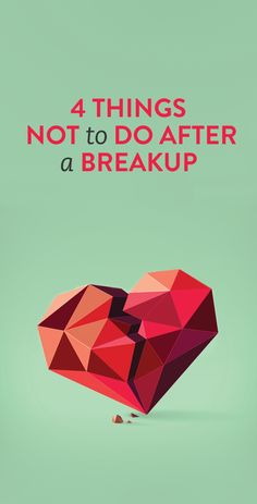how to handle a breakup #relationships