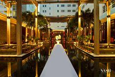 The Setai, Miami Beach, Florida wedding venue   Photo: Patty Nash Photography