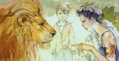 by Natalia Tabatchikova (supposedly to Chronicles of Narnia)