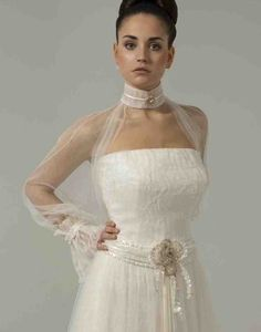 Wedding Dresses With High Neck