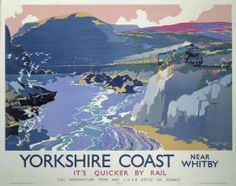 Yorkshire Coast British Railways  
