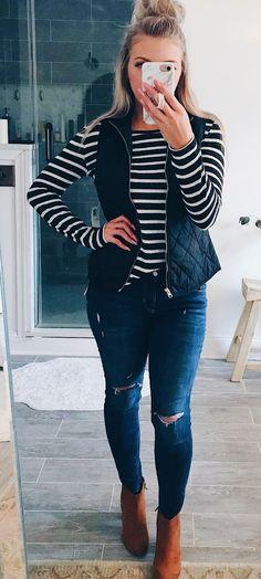 80cbafc2b5e4 10+ Adorable Fall Outfits You Should Already Own