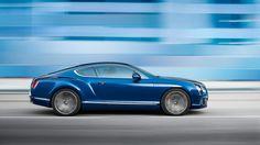 Bentley Motors Website : Models : Continental GT Speed