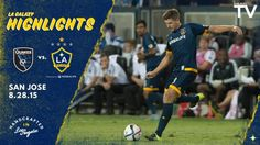 Watch highlights from the LA Galaxy's 1-0 loss to the San Jose Earthquakes.