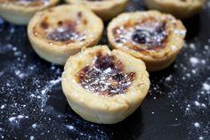 Gluten Free Pasteis de Nata (Portuguese Custard Tarts)