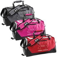 b87067ff23 Under Armour Hustle Small Duffle Bag - Dunhams Sports
