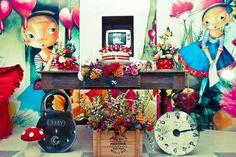 Na Sala de Espera: Maria Clara no País das Maravilhas !