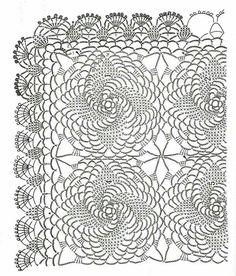 Irish Crochet Patterns, Crochet Diagram, Crochet Baby Clothes, Bedspread, Pinwheels, Crochet Doilies, Table Runners, Contour, Leather