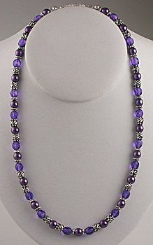 Free Bead Jewelry Making Ideas Bib Style Necklace Design Idea