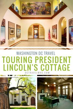 Visit President Lincoln's Cottage in Washington, D.C. to learn more about Abraham Lincoln's life, work, the Civil War and where he wrote the Emancipation Proclamation, with the museum's main focus on history, equality, freedom and civic responsibility.