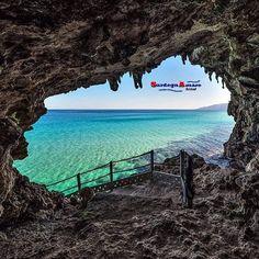 Una grotta speciale per un momento speciale