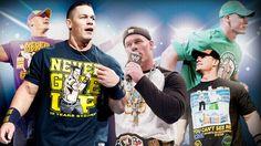 WWE.com: The history of John Cena's T-shirts #WWE