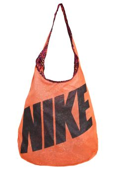 Bolsa Nike Graphic Reversible Laranja - Compre Agora | Dafiti