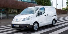 Nissan presenta il suo nuovo veicolo commerciale 100% elettrico! Ecco Nissan e-NV200! #Top_Partners