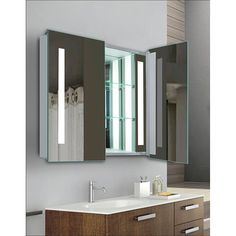The Innoci-usa mirrors will not disappoint. They are produced in one of the highest quality mirror manufacturing plants. Innoci-usa does not cut corners and only uses the highest quality components and bulbs.
