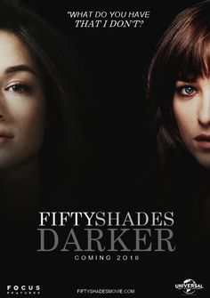 """Fifty Shades Darker http://the50shadesofgreypdf.org/fifty-shades-darker-pdf-reviews/ """"What do you have that I don't?"""" FSD"""