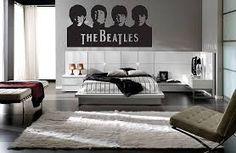 Resultado de imagem para decoração de quarto tema rock