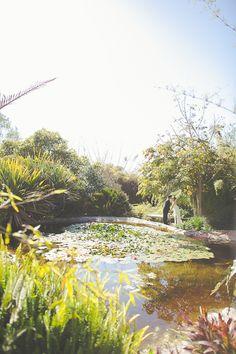 Encinitas Botanical Garden