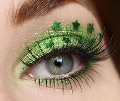 A St. Patrick's Day look!