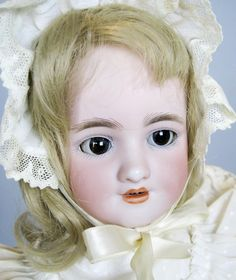 Sweet Antique Simon Halbig German Doll ~ Mold 1339