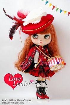 Blythe BHC Love Leader Dress Set ~NEW~ in Dolls & Bears | eBay