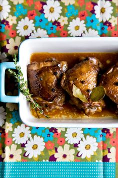 Chicken Adobo Recipe... Trying this for dinner tonight!  http://www.tartineandapronstrings.com/2012/11/23/chicken-adobo/