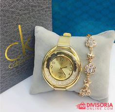 Shopping at Affordable Deals, Discounts and Prices Calvin Klein Watch, Ladies Watches, Bracelet Watch, Best Gifts, Quartz, Best Deals, Lady, Box, Accessories